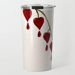 Love Bleeds - Bleeding Heart Travel Mug