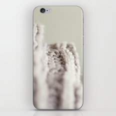a detail is sufficient iPhone Skin