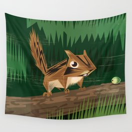 Chip Chip Wall Tapestry