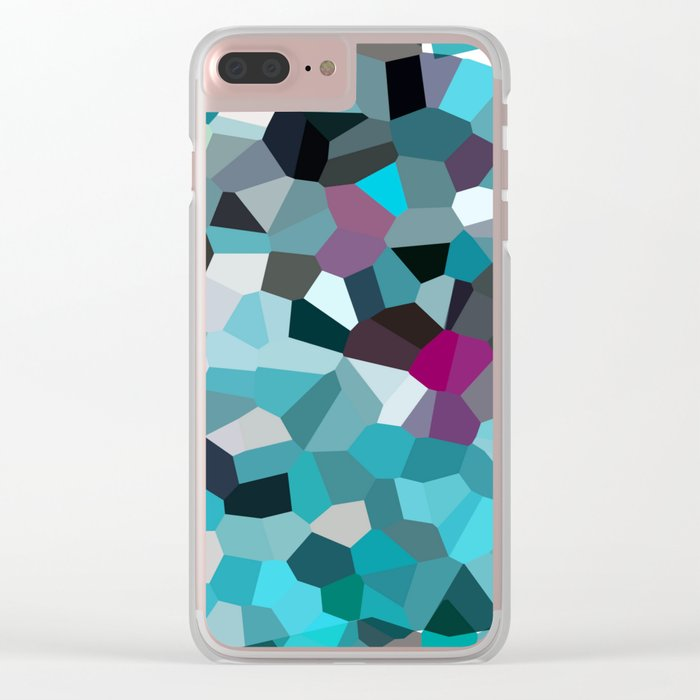 New Moon Love Clear iPhone Case