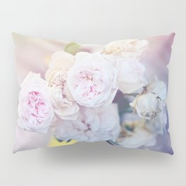 The Last Days of Spring - Old Roses III Pillow Sham