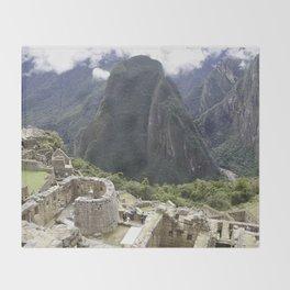 Incan Paradise Throw Blanket