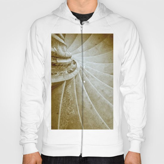 Sand stone spiral staircase 17 Hoody
