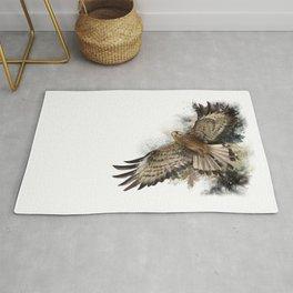 Falcon Flight Rug