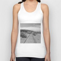 journey Tank Tops featuring Journey by Casey Sprau
