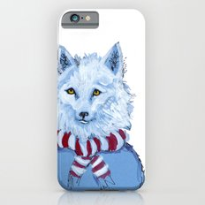Winter Wolf iPhone 6s Slim Case