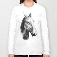 metal Long Sleeve T-shirts featuring Metal by Julia Lundgren