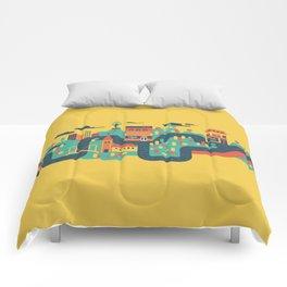 My capital Comforters