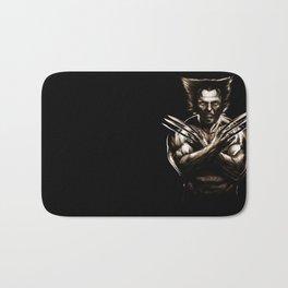 Wolverine Bath Mat
