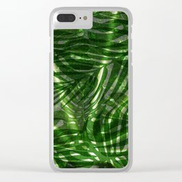 Leaves V10WL Clear iPhone Case
