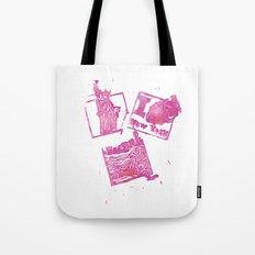 NYC Rush Tote Bag