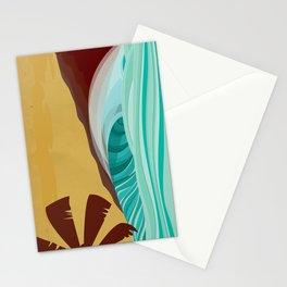 OLA SOLITARIO Stationery Cards