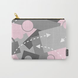 Which Way? Carry-All Pouch