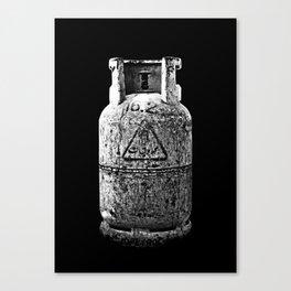 GAZZ 01 Canvas Print