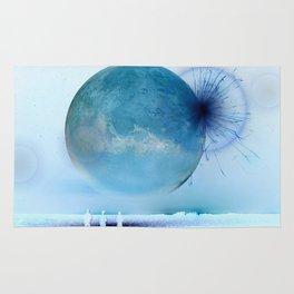 Moon Sparkler Rug