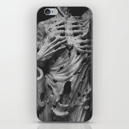 Sculpture iPhone Skin