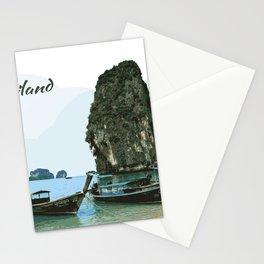 Krabi Thailand Stationery Cards