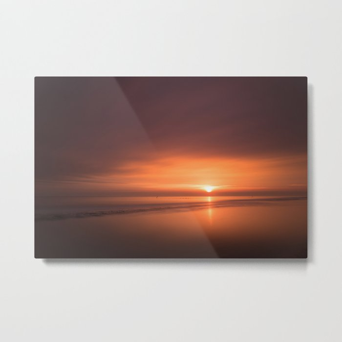 Norfolk - Fresh Start Metal Print