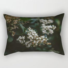 Washington Blooms Rectangular Pillow