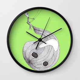 Dream 3 Wall Clock