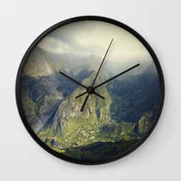 The Lost World Wall Clock