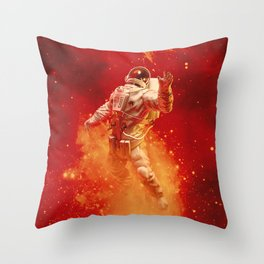 Heaven In My Reach Throw Pillow
