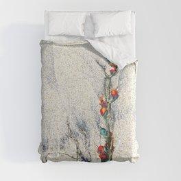 Seaside Arrangement Comforters