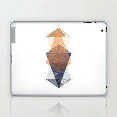 Translucent no. 05 | blue Laptop & iPad Skin