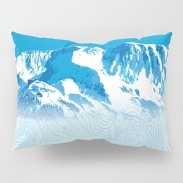 Mt. Alyeska Alaska Pillow Sham