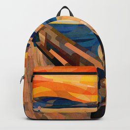 Curves - O Grito Backpack