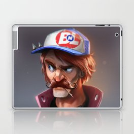 Random Faces #002 Laptop & iPad Skin