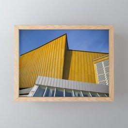 Berliner Philarmonie I Framed Mini Art Print