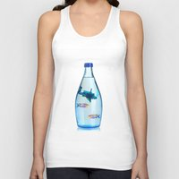 scuba Tank Tops featuring Ella Scuba by HWDESIGN