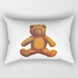 My Old Friend Rectangular Pillow