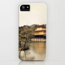 Kinkakuji iPhone Case
