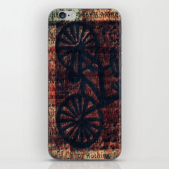 """""""Bike"""" iPhone & iPod Skin"""