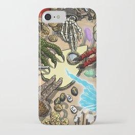 Spirit Board Monster! iPhone Case