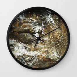 Au Natural Wall Clock