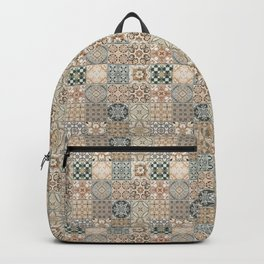 Antique Traditional Moroccan Style Backpack