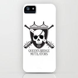 Queen's Bridge Mutilators iPhone Case