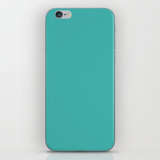 Verdigris - solid color by makeitcolorful