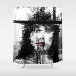 Flashback Shower Curtain