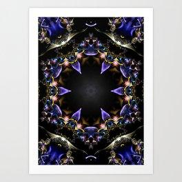 Otherworld V1 11 Art Print