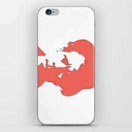 Tom Waits in Red iPhone Skin