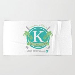 Rosemary Beach Kerrington Club Beach Towel