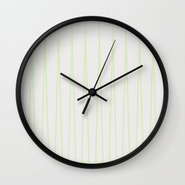 Pointed Wall Clock