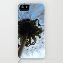 SOFT AND PUFFY DREAMS iPhone Case