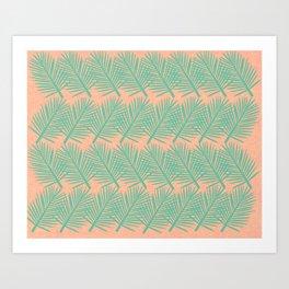 Miami Beach 1.0 Art Print