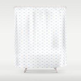 BRACKET'S SEEKER Shower Curtain