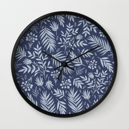 Just leaves 4 Wall Clock